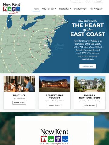 Website Design Richmond VA | Web Developer | Thomas Scott Layman